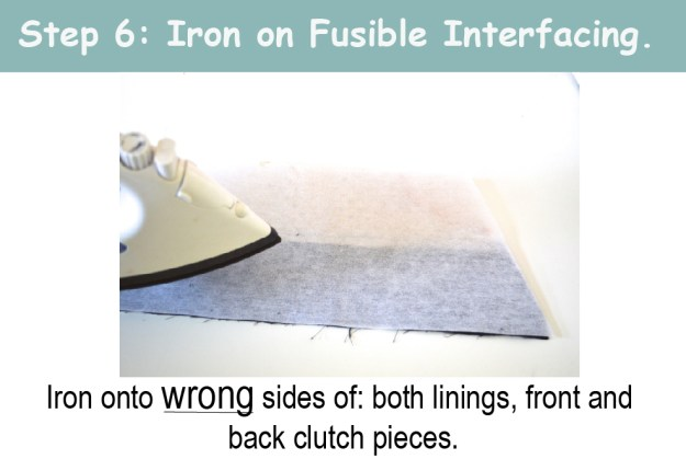 Iron on Fusible Interfacing