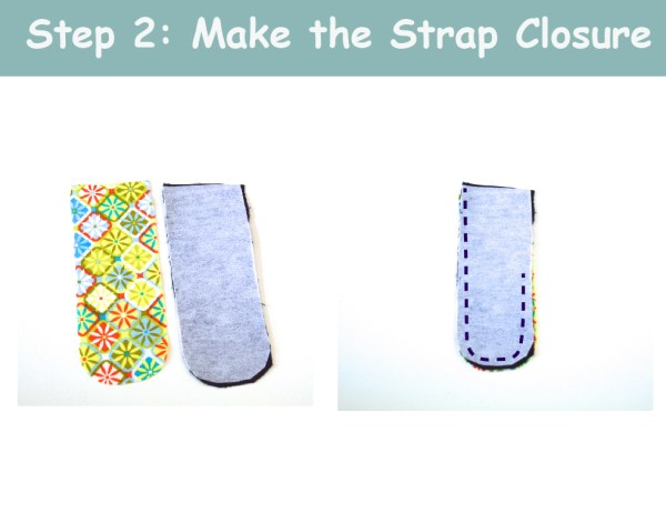 Sew Strap Closure
