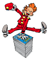 The real Spirou
