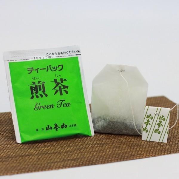 冷泡茶-日本山本山綠茶包