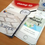 Registered e-mail, Stamp ID and StamPhoto app for Android and IOS launched at Mobile Wrold Congress.