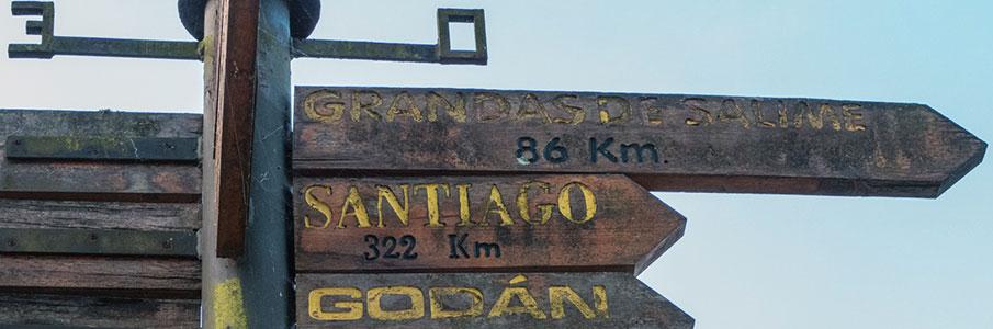 Stamphoto y el Camino de Santiago