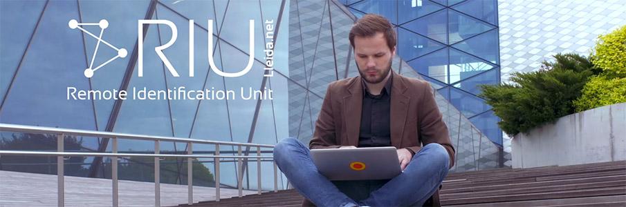 RIU · Remote Identification Unit · Lleida.net