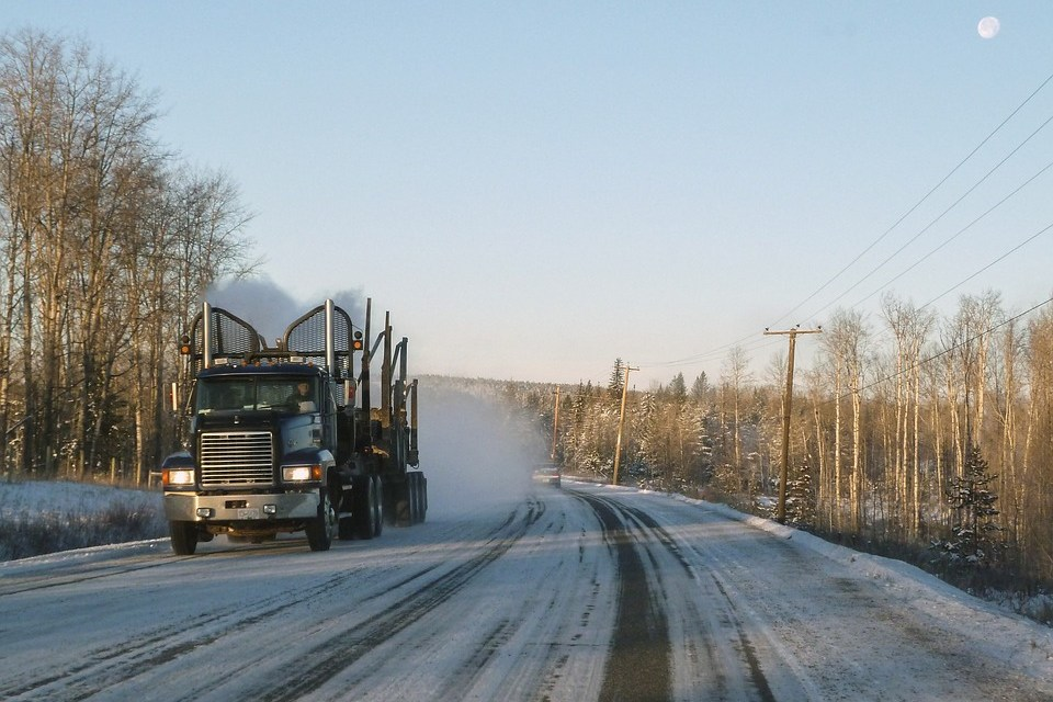 3 Ways for Truck Drivers to Stay Safe on the Roads this Winter