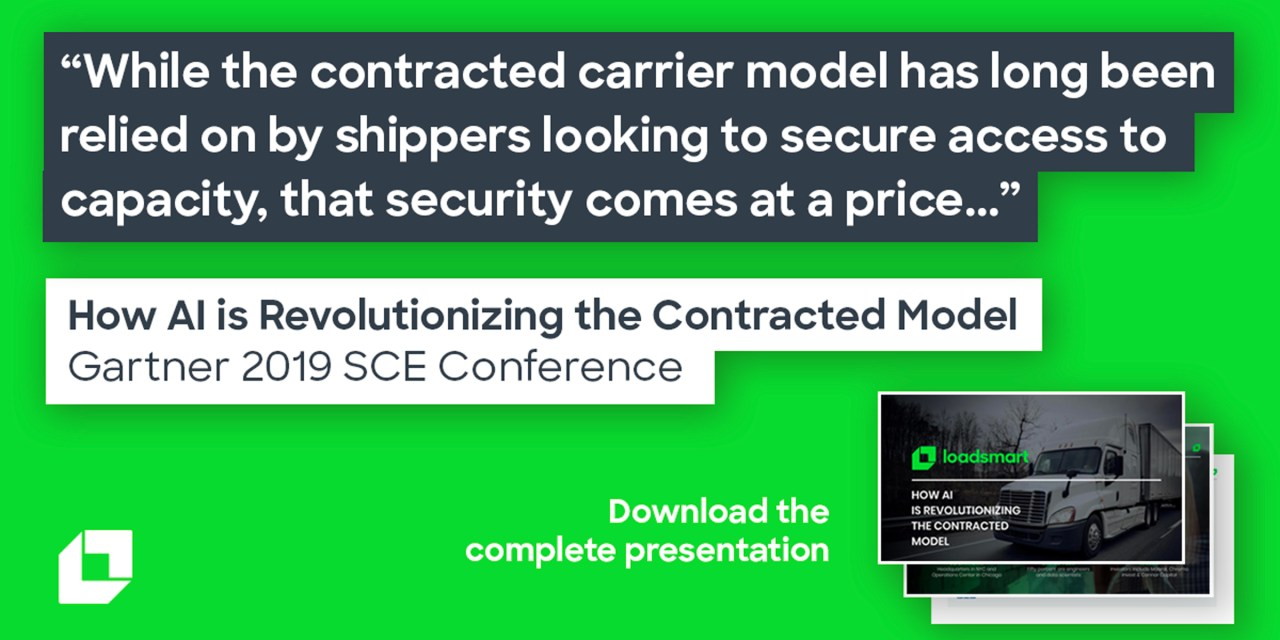 SlideShare: How AI is revolutionizing the contracted model