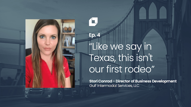 On the Road with Loadsmart Ep 4: Gulf Intermodal Services