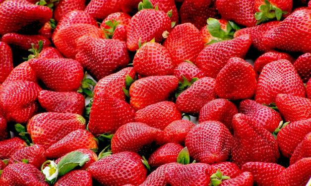 Don't Let Strawberries Be The Straw That Breaks Your Capacity's Back