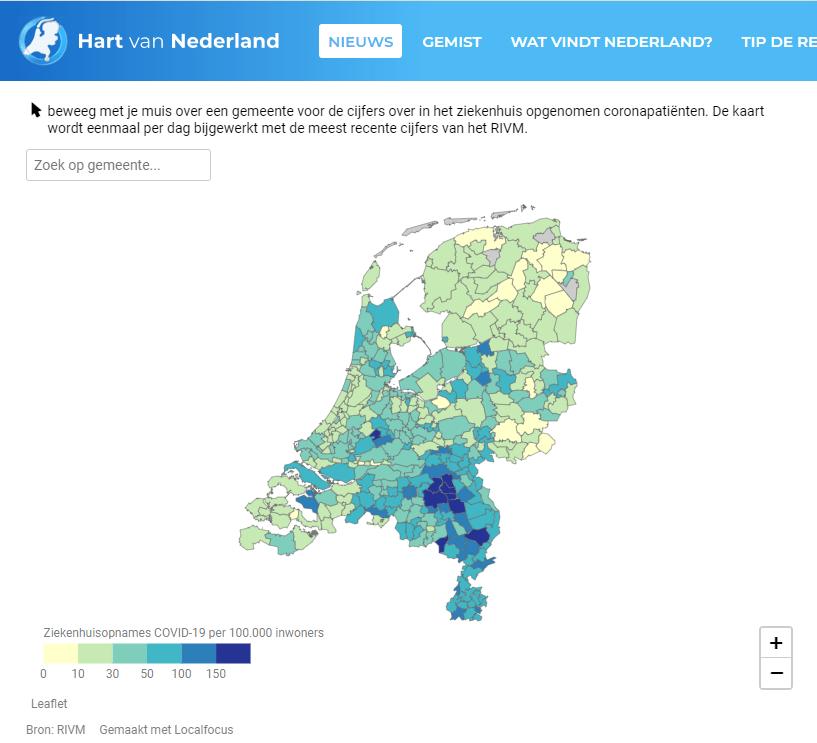 Bron: Hart van Nederland