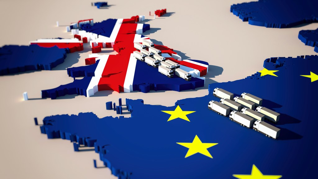 No Deal Brexit: A nightmare for European Logistics