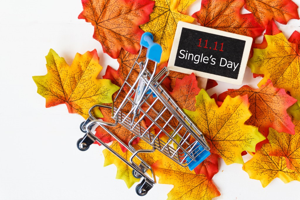 Single and Available for Shopping