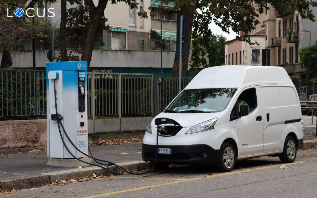 Electric Vehicles for Last-Mile Deliveries