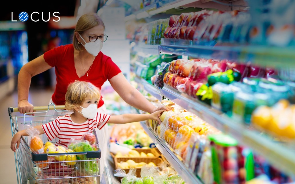 Supermarkets in the Age of E-commerce