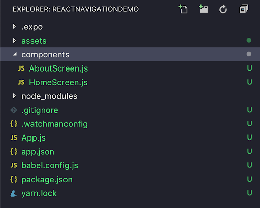 Navigating React Native apps using React Navigation