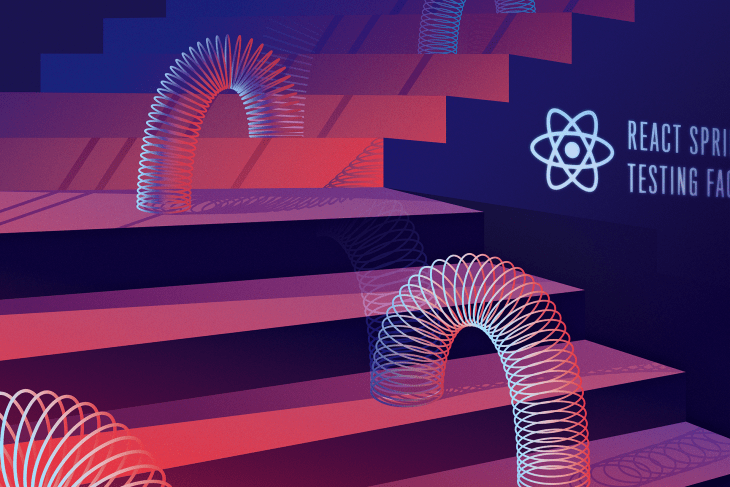 Implementing animations in React with React Spring
