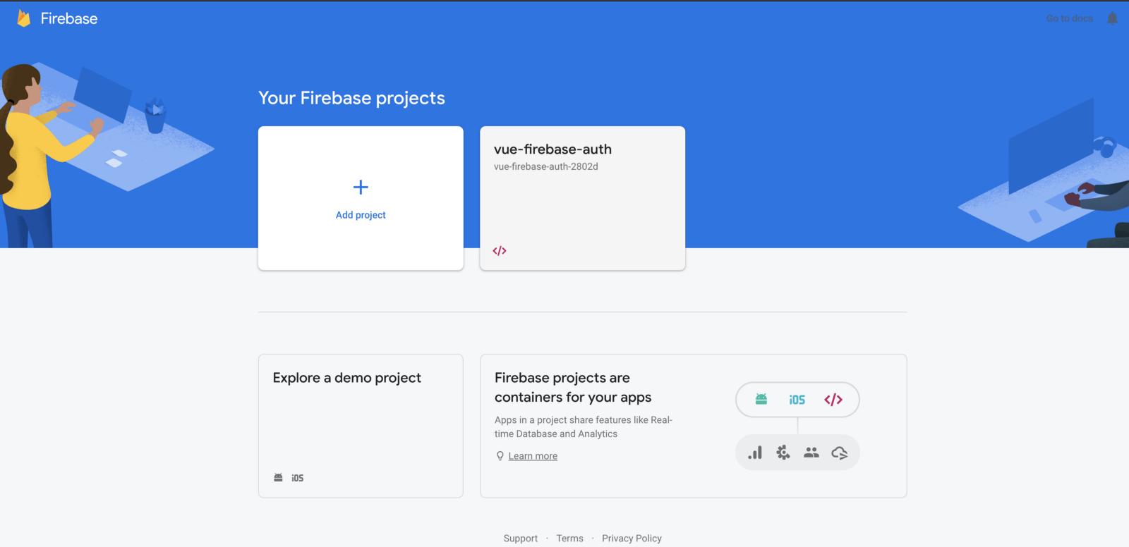 firebase demo