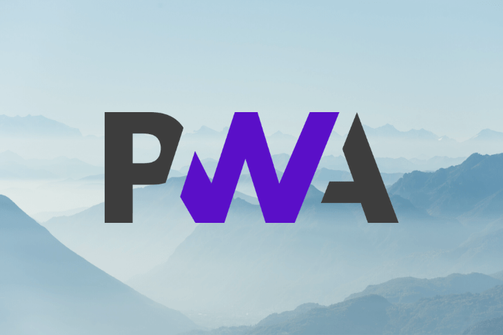 Notifications, caching, and messages in a progressive web app (PWA)