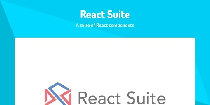 React Suite