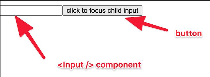 useImperativeHandle example app