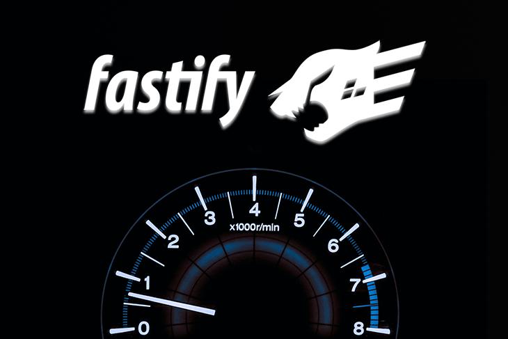 Fastify API server