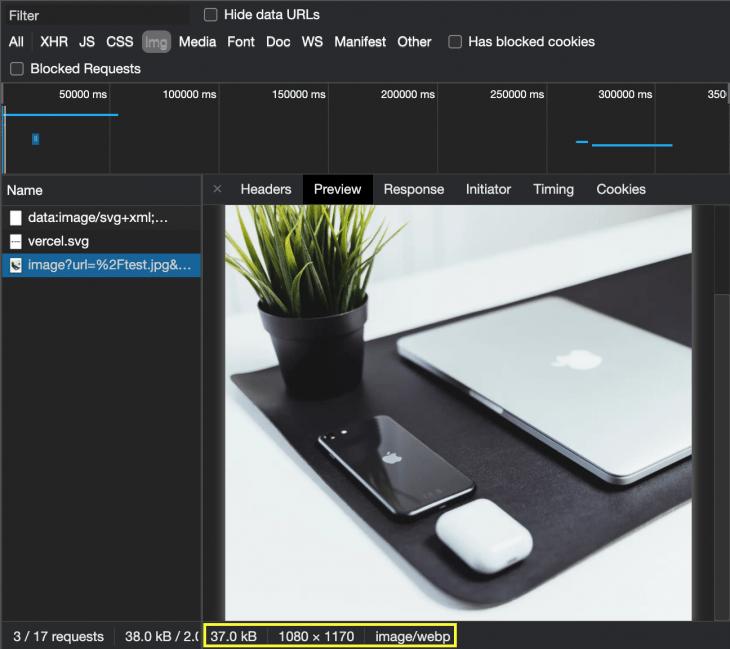 unsplash image of phone and laptop