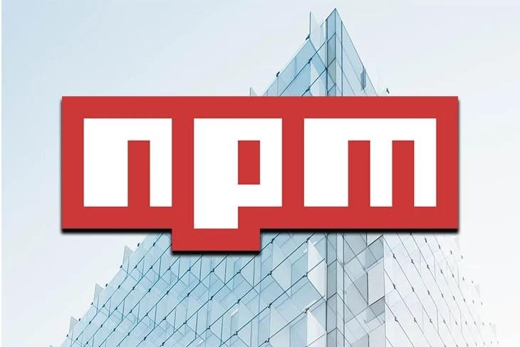 NPM logo.