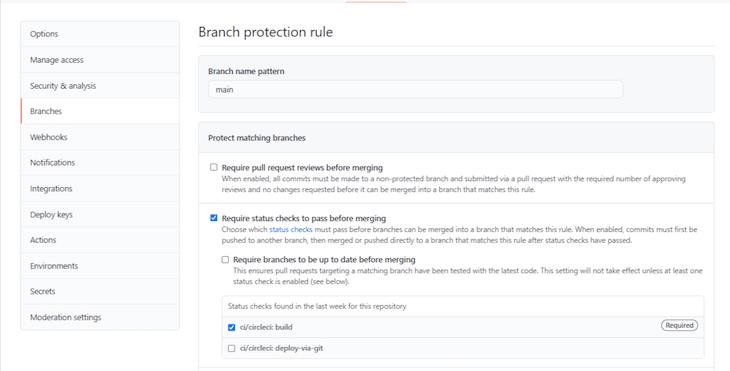 Ce:Circleci Build Option Location