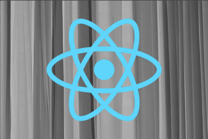 Curtains.js setup example in react apps