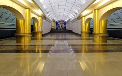 Meine Top 5 Metrostationen