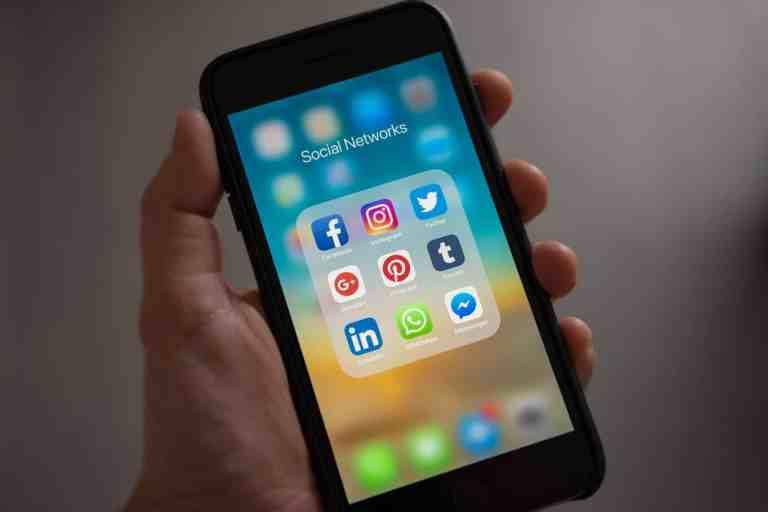 Dimensões das imagens das redes sociais