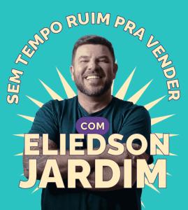 Evento gratuito sobre ecommerce com participação de Eliedson Jardim
