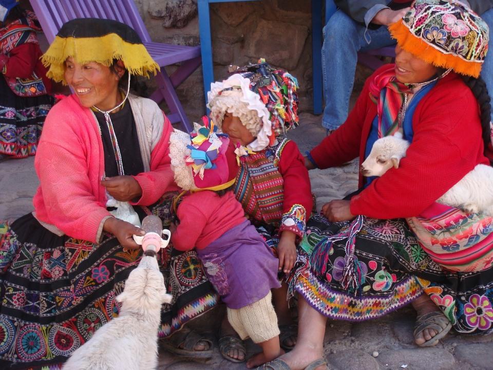 ollantaytambo Perù