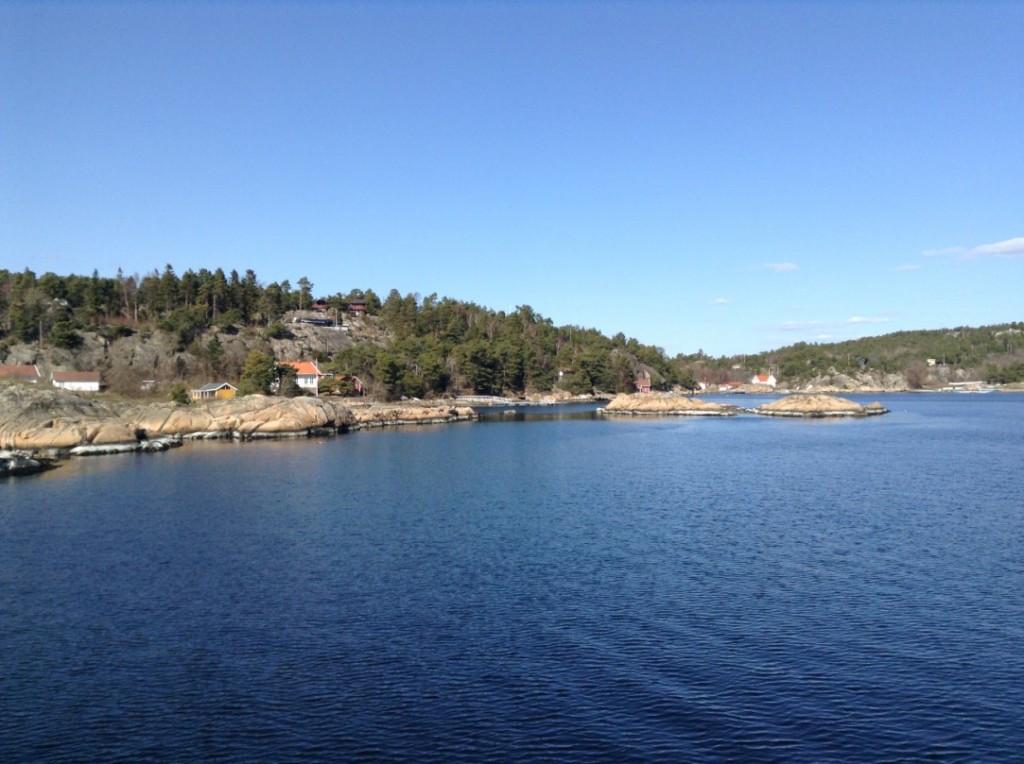 Hvaler Islands Norvegia