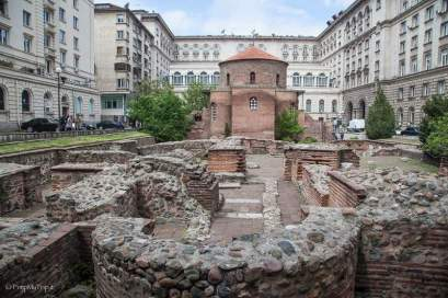 chiesa san Giorgio Sofia