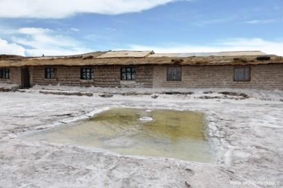 Bolivia albergo di sale