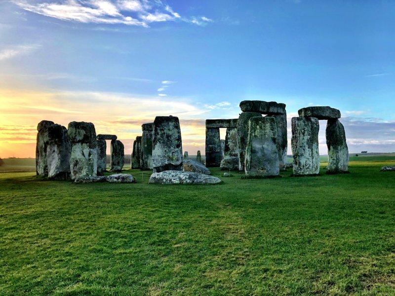 stonehenge dintorni londra