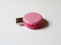 macaron rose la boite a couture shop