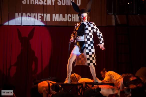 Opera za trzy grosze - Krakowski Teatr Variete
