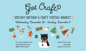 Holiday MEGA Virtual Market!