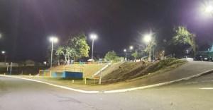 Prefeitura revitaliza praça no Conjunto Ernani Moura Lima