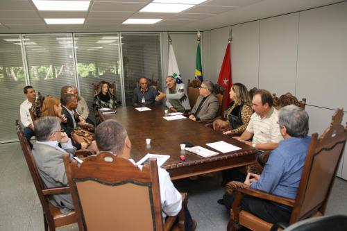 27.05.2019 Reunião com lideranças
