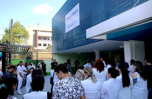 10.03.2020 Inauguração Policlínica