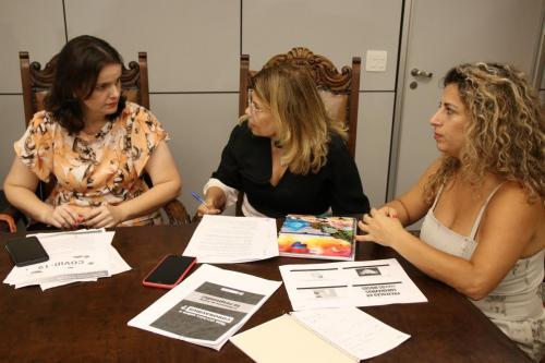 17.03.2020 - Coletiva: Ações contra Coronavirus - Educação / Idoso / Ação Social