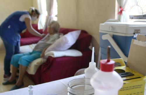23.03.2020 - Vacinação Domiciliar para Idosos