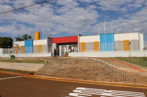 30.06.2020 Entrega do CMEI de Lerroville - Fotos Emerson Dias e Vivian Honorato
