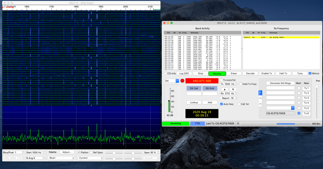 SDR with Yaesu FT857d?