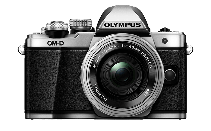 Olympus OM-D E-M10 Mark II camera transparent background
