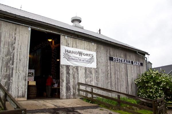 HandWorks - Amana Iowa - May 24-25, 2013