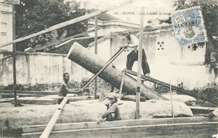 hanoi_french_postcard