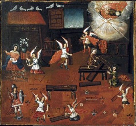 The_Carpenter's_Shop_in_Nazareth