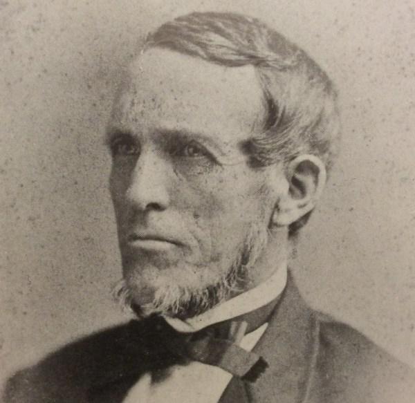 Portrait of Allen Gawthrop